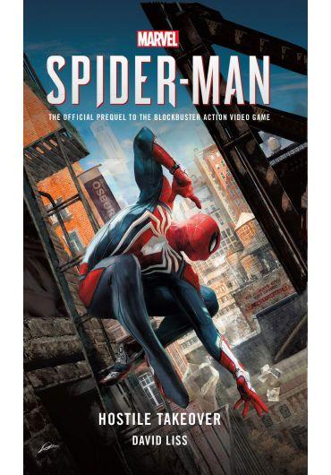 Spiderman-Man: Hostile Takeover