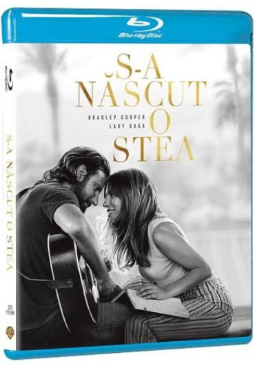 S-a nascut o stea / A star is Born [Blu-Ray Disc]
