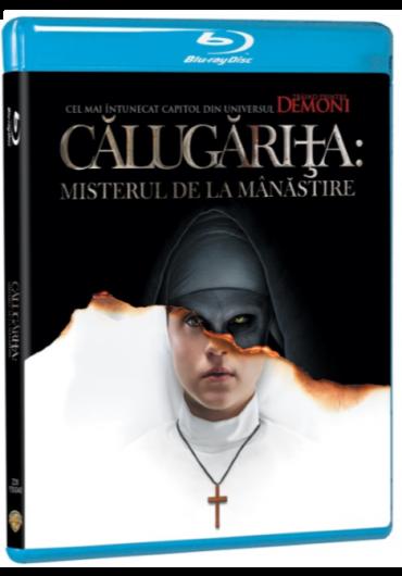 Calugarita / The Nun [Blu-Ray Disc]