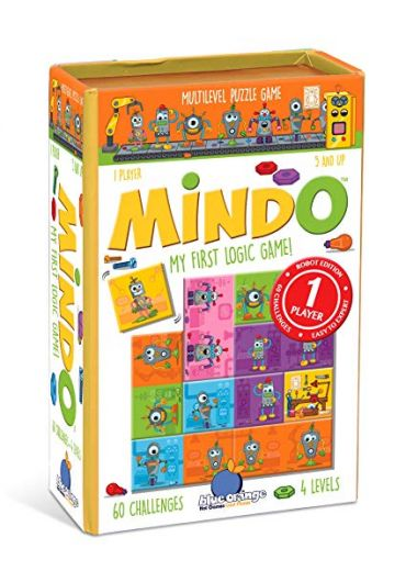 Joc Mindo Robots
