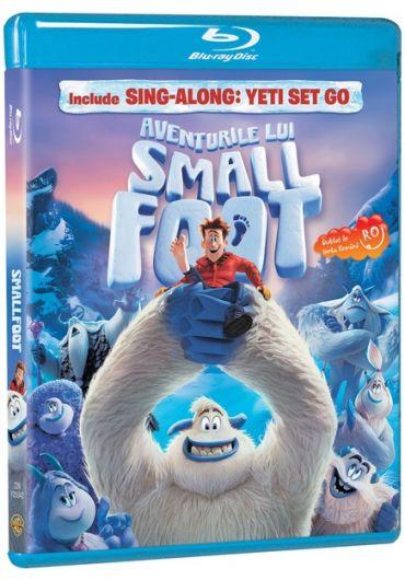 Aventurile lui Smallfoot/Smallfoot BD