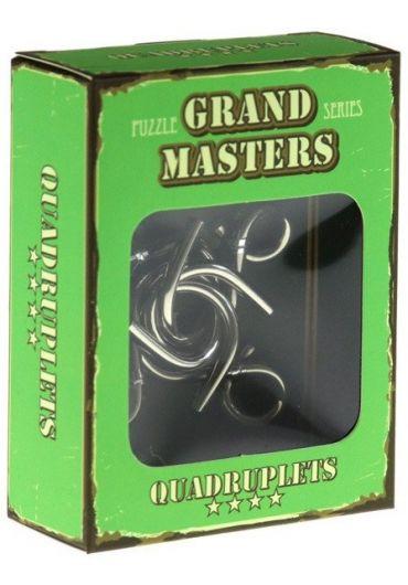 Grand Master Puzzle Quadruplets