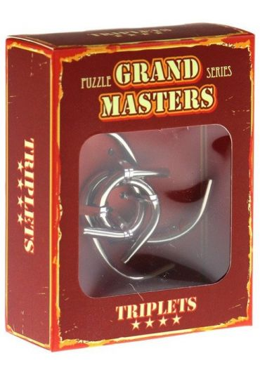 Grand Master Puzzle Triplets