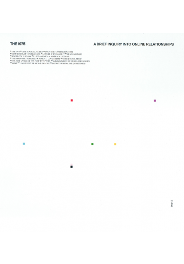 The 1975 - Brief Inquiry into Online Relationships LP