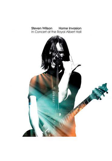 Steven Wilson – Home Invasion DVD+2CD
