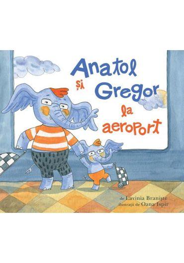 Anatol si Gregor la aeroport