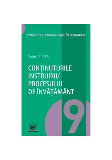 Continuturile instruirii/ procesului de invatamant