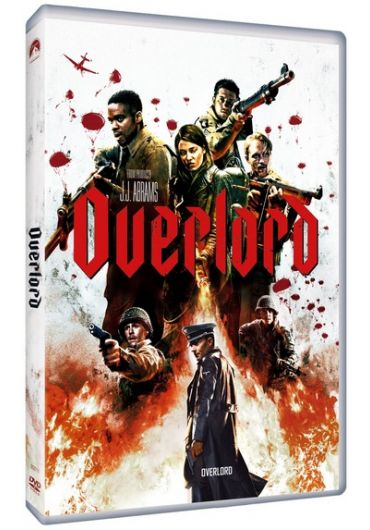 Overlord DVD