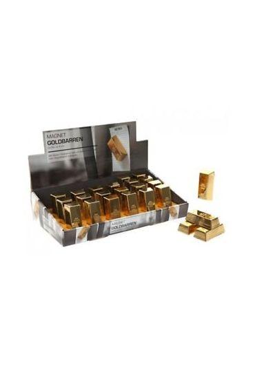 Magnet decorativ lingou de aur
