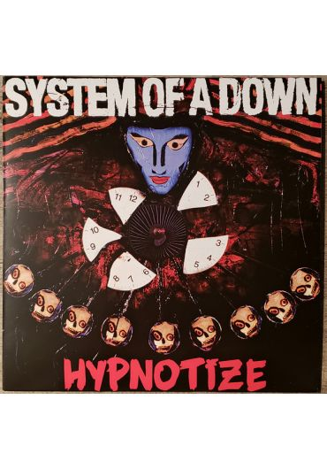 System of a Down – Hypnotize - LP