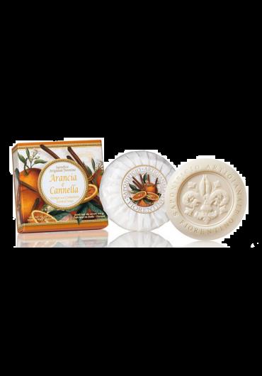 Sapun natural Saponificio Orange & Cinnamon