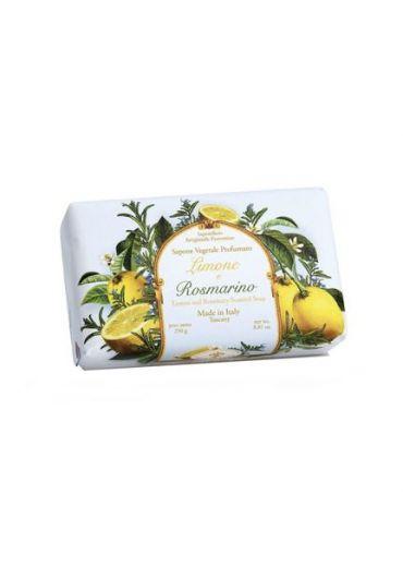 Sapun natural Saponificio Lemon & Rosemary