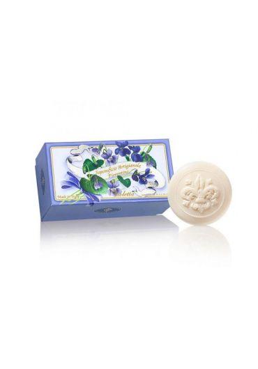 Sapun natural Saponificio Violetta set 6