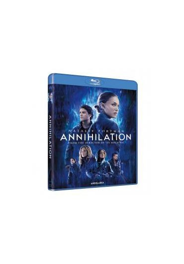 Anihilarea / Annihilation (Blu-Ray Disc)