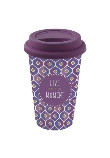 Cana de voiaj Live Every Moment