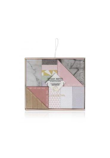 Set 13 sticky notes- Patterns