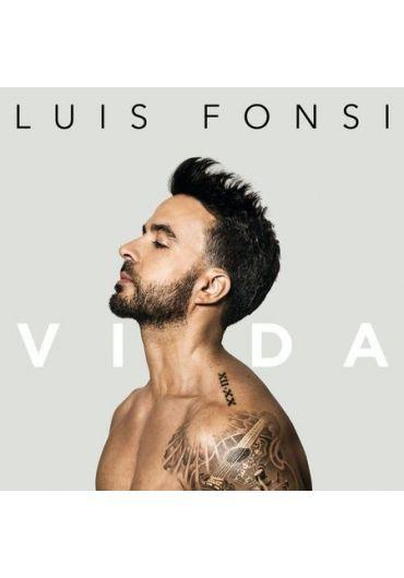 Luis Fonsi - Vida CD
