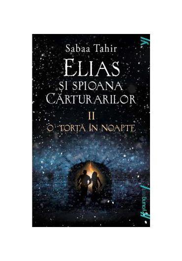 Elias si spioana Carturarilor - Vol. 2 - O torta in noapte