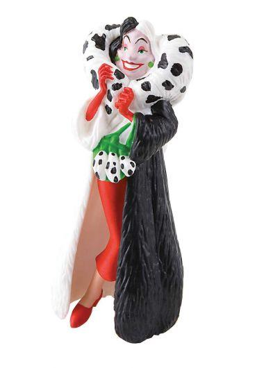 Figurina Cruella de Vil 101 Dalmatieni
