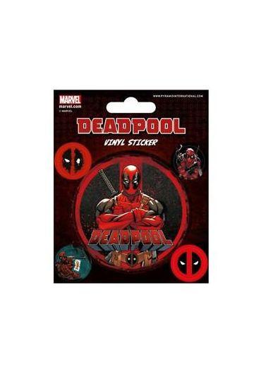 Sticker Deadpool