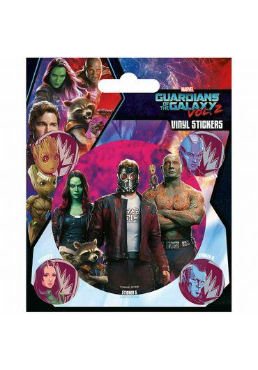 Sticker Guardian of the Galaxy 2