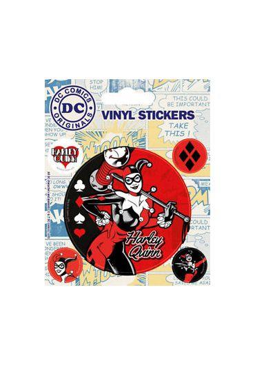 Sticker Harley Quinn Clasic