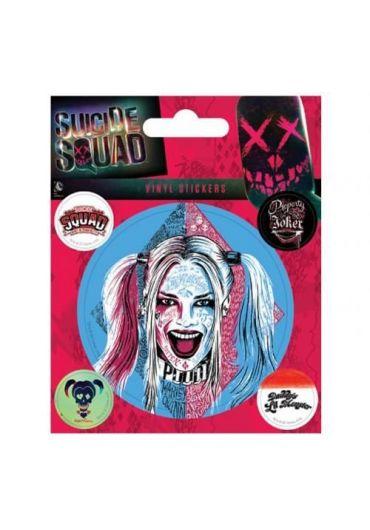 Sticker Suicide Squad - Harley Quinn