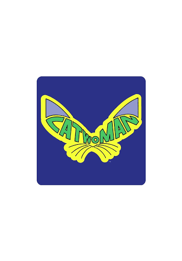 Suport pahare Catwoman