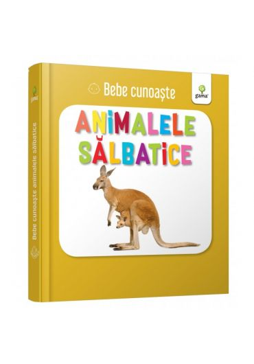 Animalele salbatice - Bebe cunoaste
