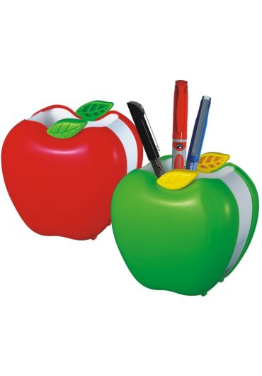 Suport instrumente de scris forma fructe