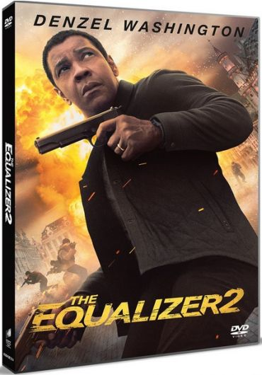 The Equalizer/Justitiarul 2 DVD