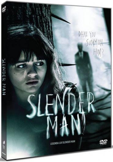 Slender Man/ Legenda lui Slender Man DVD