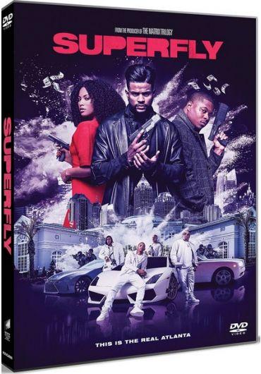 Superfly/Cei mai tari DVD