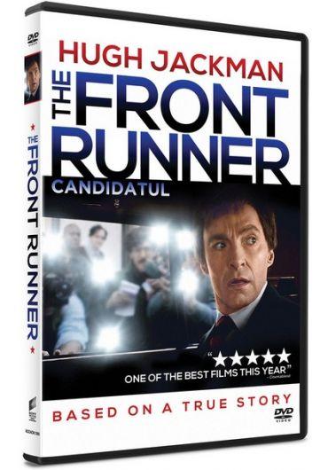 The Front Runner/Candidatul DVD