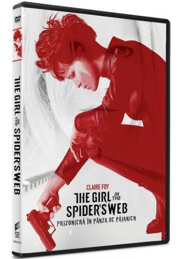 The Girl in the Spider's Web/Prizoniera in panza de paianjen DVD