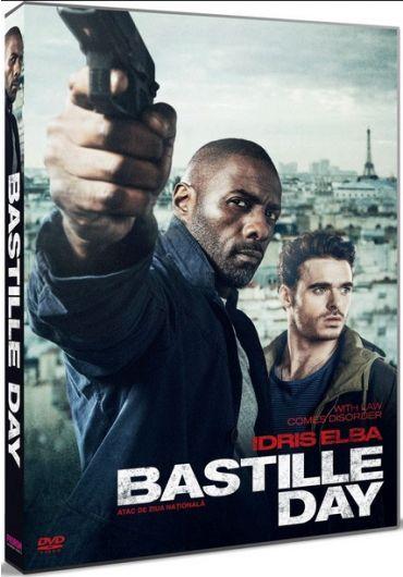 Bastille Day/Atac de Ziua Nationala DVD