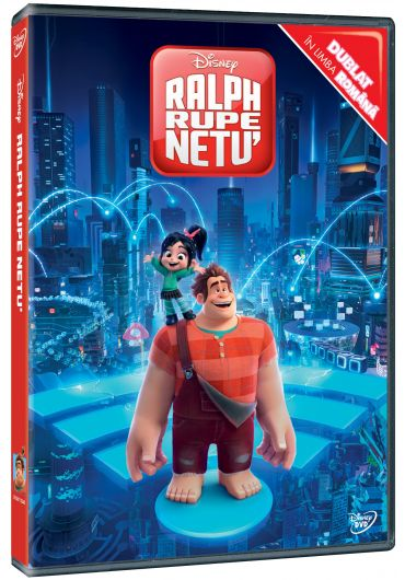 Ralph rupe netu' DVD