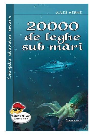 20 000 de leghe sub mari. Lectura pentru clasele V-VIII