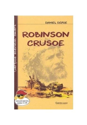 Robinson Crusoe. Lectura pentru clasele V-VIII