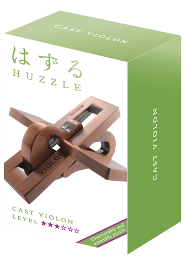 Huzzle Cast Violon Level 3