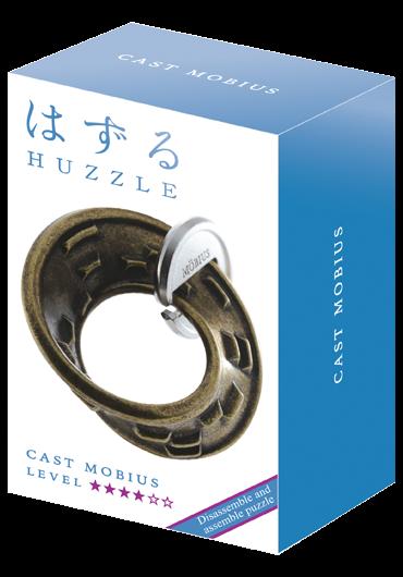 Huzzle Cast Mobius Level 4