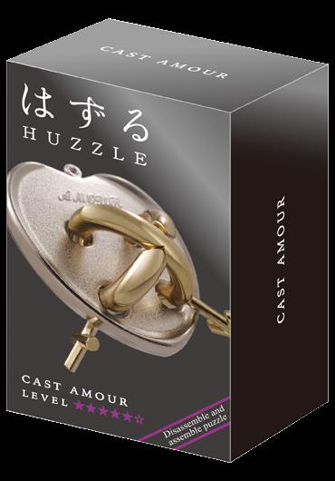 Huzzle Cast Amour Level 5