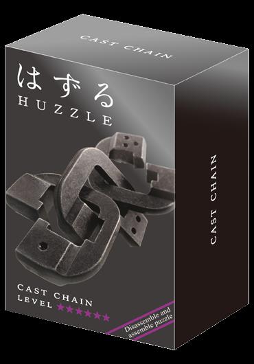 Huzzle Cast Chain Level 6