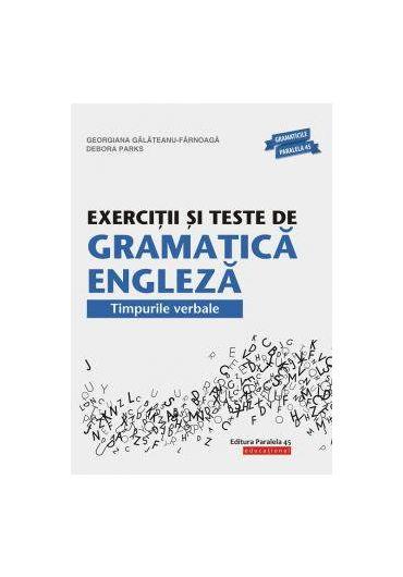 Exercitii si teste de gramatica engleza