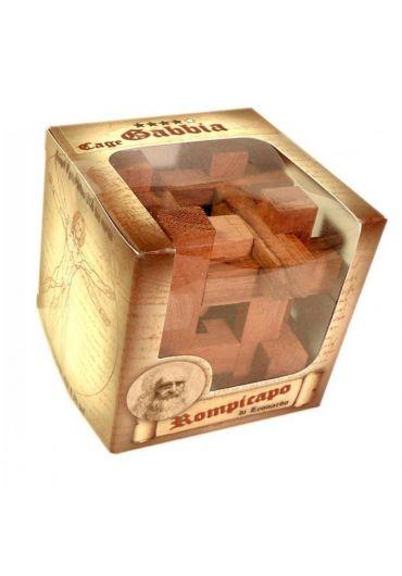 Puzzle din lemn The Cage - Leonardo da Vinci