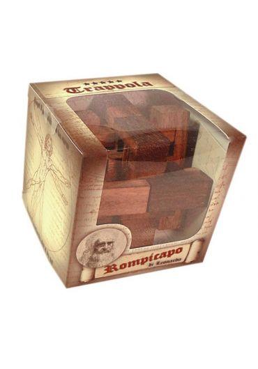 Puzzle din lemn Trap - Leonardo da Vinci