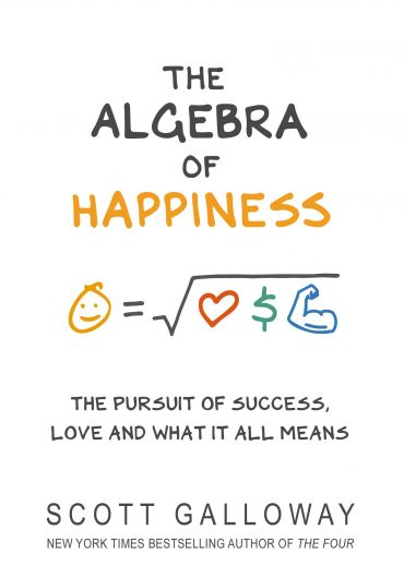 The Algebra of Happiness. The pursuit of success, love and what it all means
