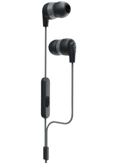 Casti Ink'd+ In-Ear Earbuds with Microphone - Black