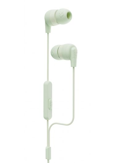 Casti Ink'd+ In-Ear Earbuds with Microphone - Sage/Green