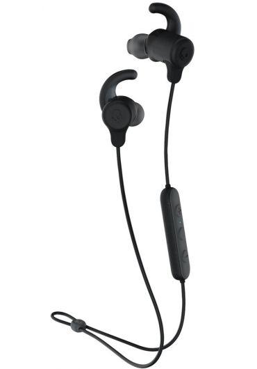 Casti Jib+ Wireless In-Ear Earbuds with Microphone - Black